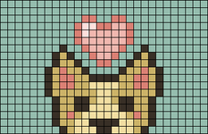 Alpha pattern #95326