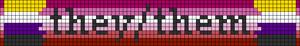 Alpha pattern #95345