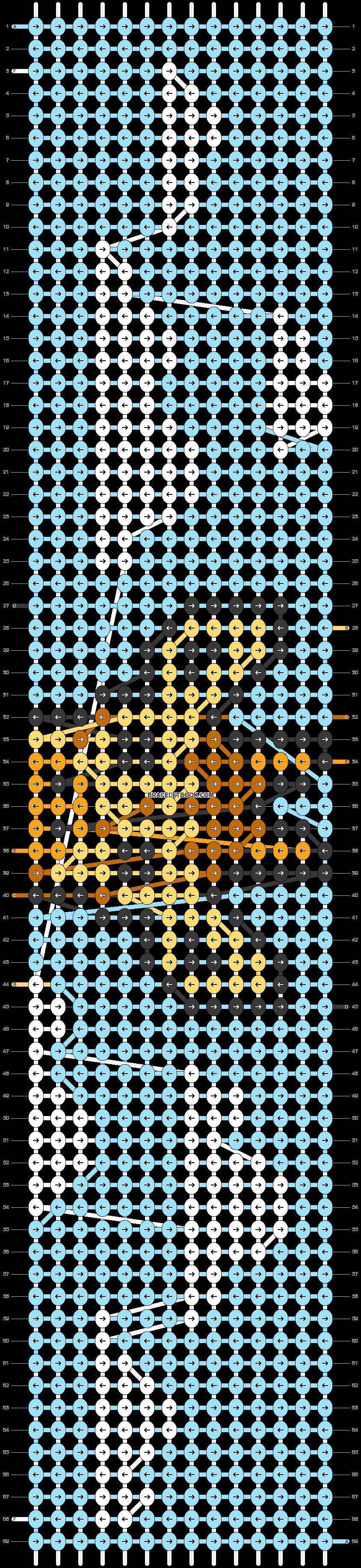 Alpha pattern #95373 pattern