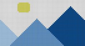 Alpha pattern #95404