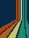 Alpha pattern #95406