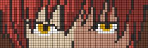 Alpha pattern #95408