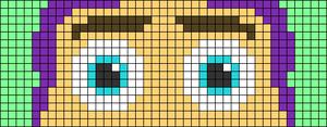 Alpha pattern #95423