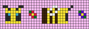 Alpha pattern #95434