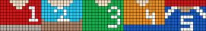 Alpha pattern #95439