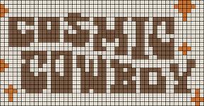 Alpha pattern #95491