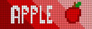 Alpha pattern #95493