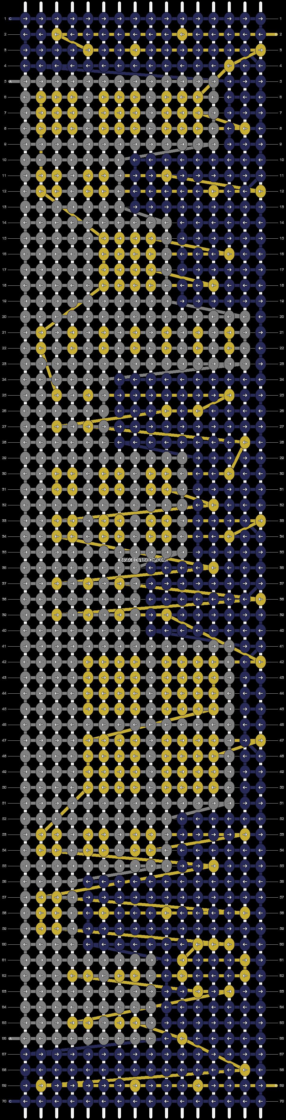 Alpha pattern #95494 pattern