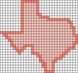 Alpha pattern #95495