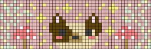 Alpha pattern #95530