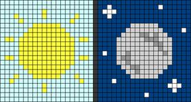 Alpha pattern #95541