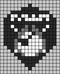 Alpha pattern #95554