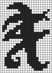 Alpha pattern #95556