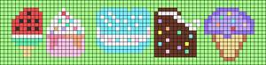 Alpha pattern #95577