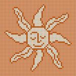 Alpha pattern #95580