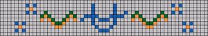 Alpha pattern #95582