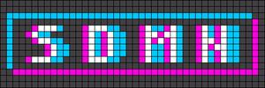 Alpha pattern #95586