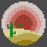 Alpha pattern #95604