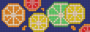 Alpha pattern #95626
