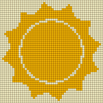 Alpha pattern #95630