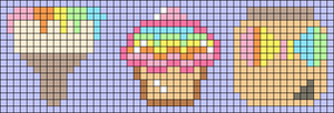 Alpha pattern #95640
