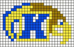 Alpha pattern #95641