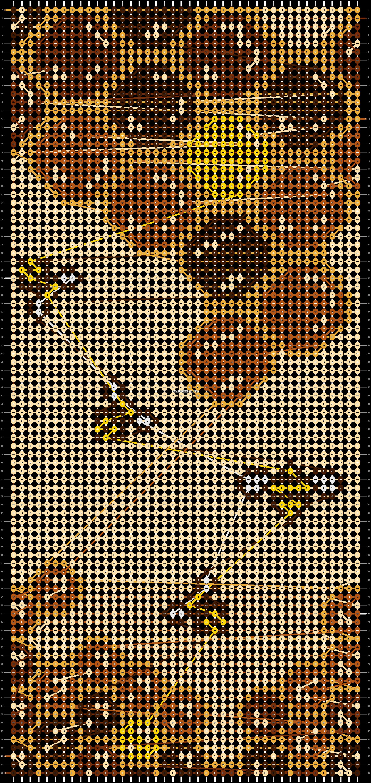 Alpha pattern #95642 pattern