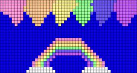 Alpha pattern #95652