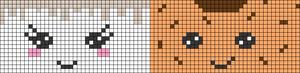 Alpha pattern #95682
