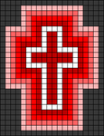 Alpha pattern #95692