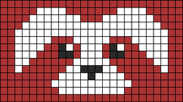 Alpha pattern #95695