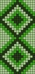 Alpha pattern #95698