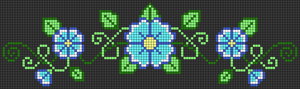 Alpha pattern #95705