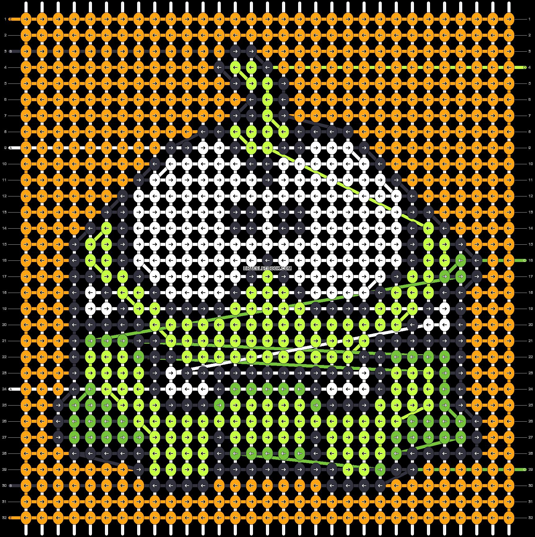 Alpha pattern #95722 pattern