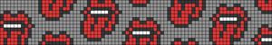 Alpha pattern #95735