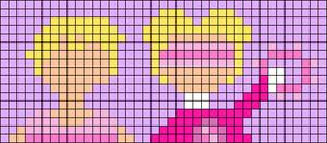 Alpha pattern #95759