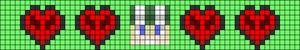 Alpha pattern #95771