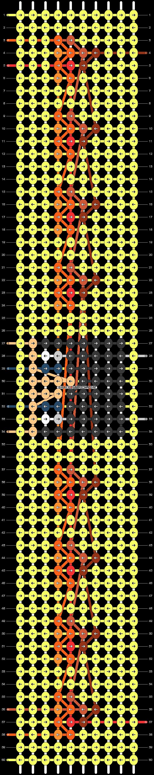 Alpha pattern #95772 pattern