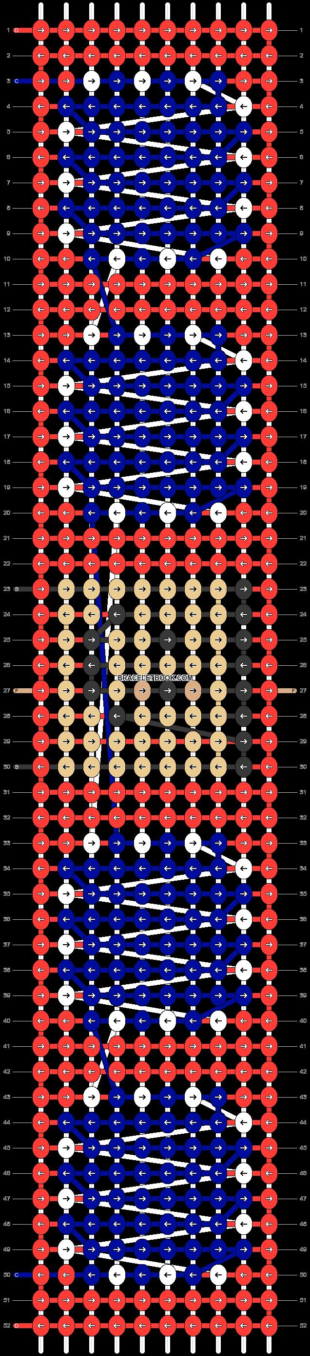 Alpha pattern #95773 pattern