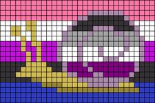 Alpha pattern #95780
