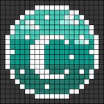Alpha pattern #95807