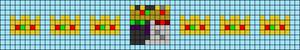 Alpha pattern #95828
