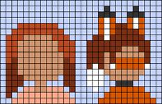 Alpha pattern #95829