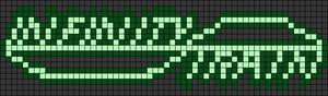 Alpha pattern #95832