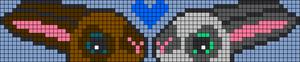Alpha pattern #95838