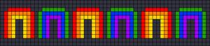 Alpha pattern #95868