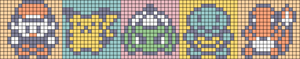 Alpha pattern #95869