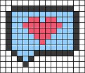 Alpha pattern #95890