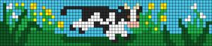 Alpha pattern #95893