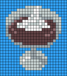 Alpha pattern #95929
